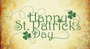 Schizophrenia, the Hospital and St. Patrick's Day